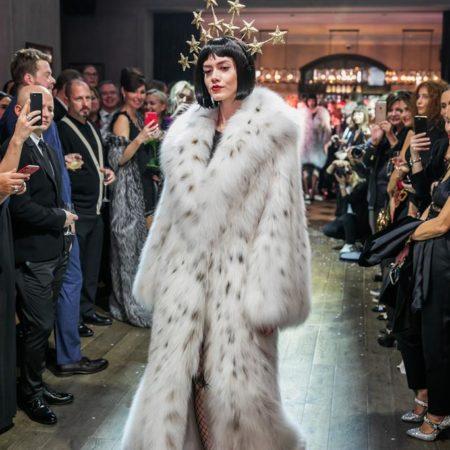 Театрализованный показ новой коллекции бренда Julia Dilua