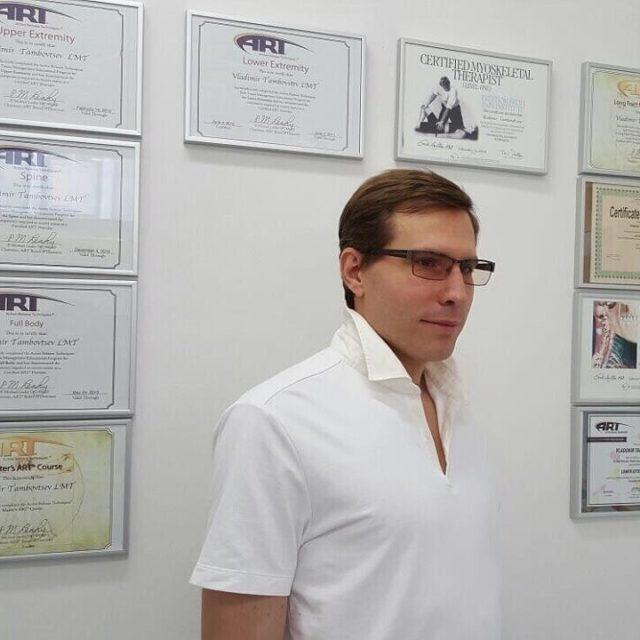 Владимир Тамбовцев