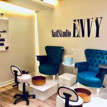 Открытие студии ногтевого сервиса Nail Studio ЕNVY!