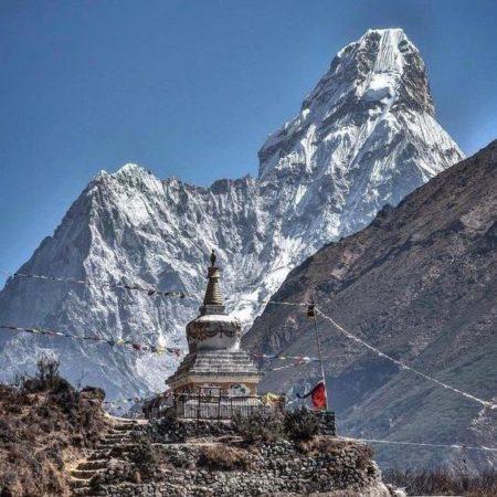 Большое йога-путешествие в Непал – Лангтанг и озера Госайкунда