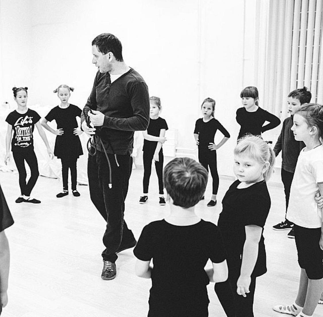 Набор на курсы актёрского мастерства для детей