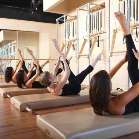 С 10 марта программы Pilates на малом и большом оборудовании!