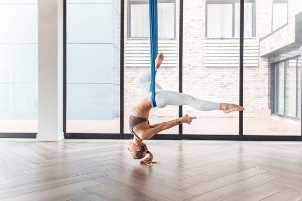 "программа ""Fly Yoga"""